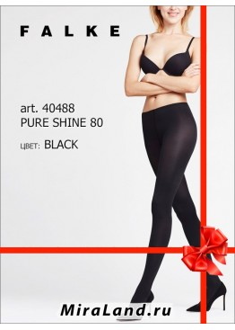 Falke art. 40488 pure shine 80