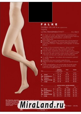 Falke art. 40610 invisible deluxe 8
