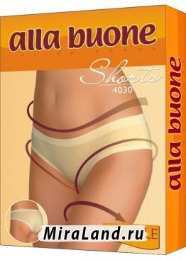 Alla Buone invisible 4030 shorts