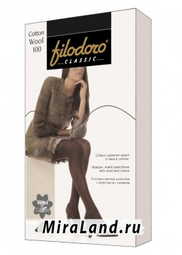Filodoro classic cotton wool 100 xl