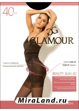Glamour beaute slim 40
