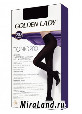 Golden lady tonic 200