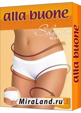 Alla Buone invisible 4034 shorts