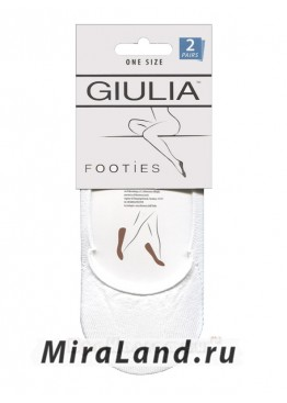 Giulia footies model 03, 2 paia