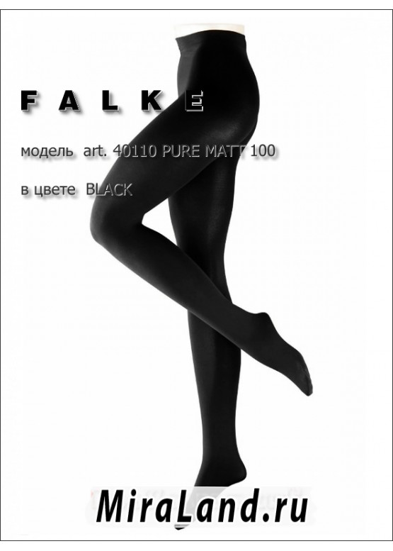 Falke art. 40110 pure matt 100