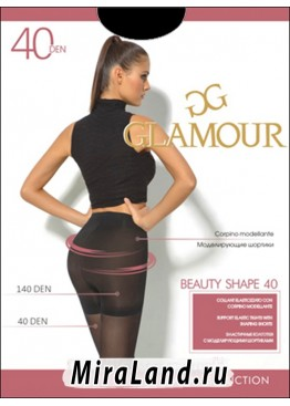 Glamour beauty shape 40