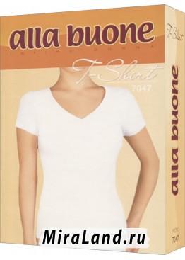 Alla Buone liscio 7047 t-shirt