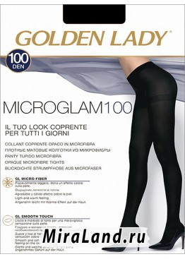 Golden lady microglam 100