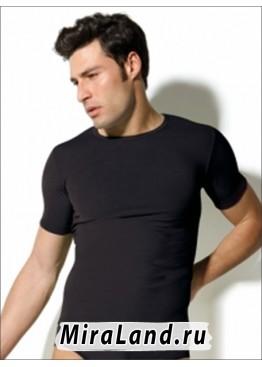 Intimidea uomo t-shirt girocollo mezza manica