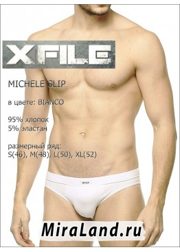 X file michele slip