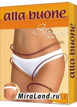 Alla Buone invisible 1036 string
