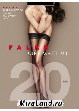 Falke art. 41513 pure matt 20 stay-up