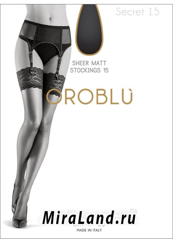Oroblu bas secret 15