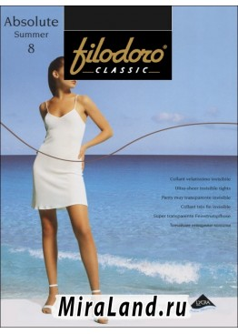 Filodoro classic absolute 8