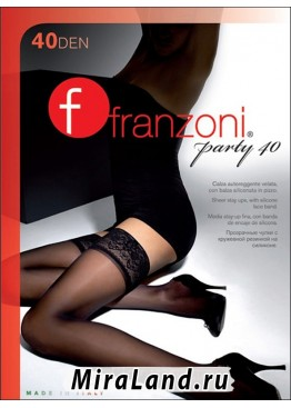 Franzoni party 40 auto