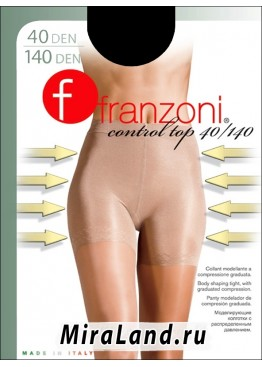 Franzoni control top 40
