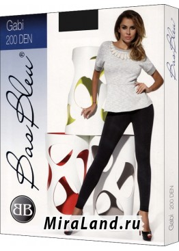 Bas Bleu gabi 200 pz leggings