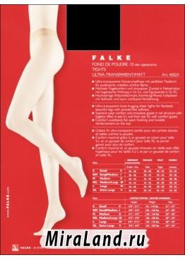 Falke art. 40024 fond de poudre 10