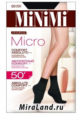 Minimi micro 50 calzino