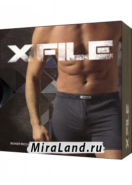 X file riccardo short xxl