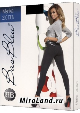 Bas Bleu marika 200 ps leggings