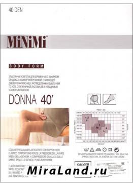 Minimi donna 40