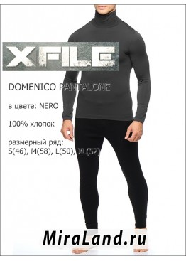 X file domenico pantalone